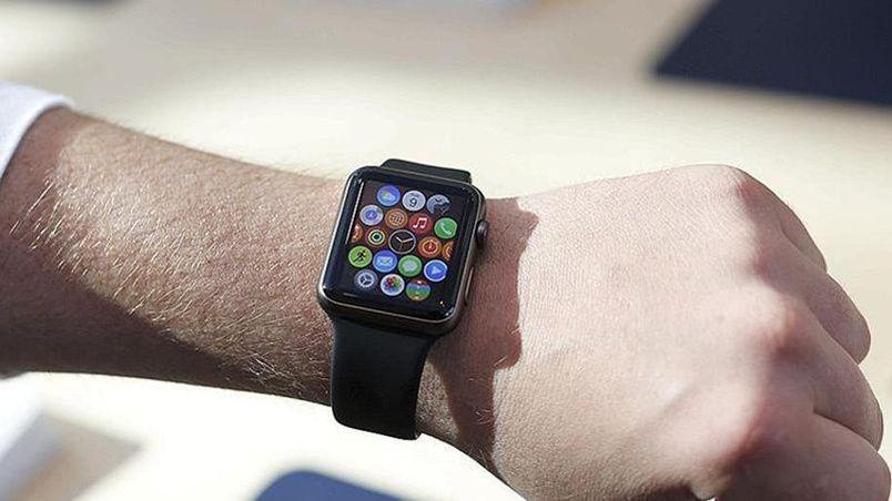 Les ventes de montres connectées ont dépassé celles des montres suisses fin 2015