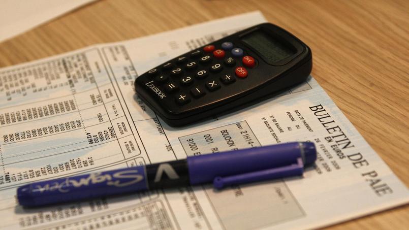 La fiscalité serait directement déduite par les entreprises du bulletin de salaire.