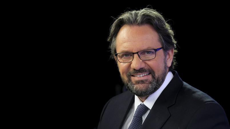 Le député LR Frédéric Lefebvre, mi-janvier. Photo: Jean-Christophe MARMARA / Le Figaro.