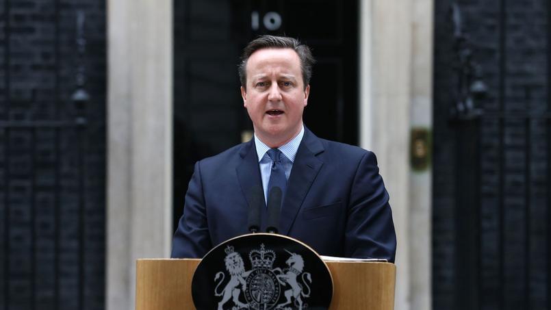 «Quitter l'Europe menacerait notre sécurité et notre prospérité», a redit David Cameron.