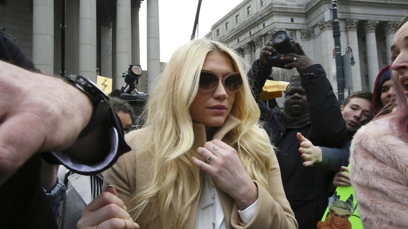 Kesha s'est vue refuser par la justice new-yorkaise l'annulation de son contrat avec son producteur Dr Luke