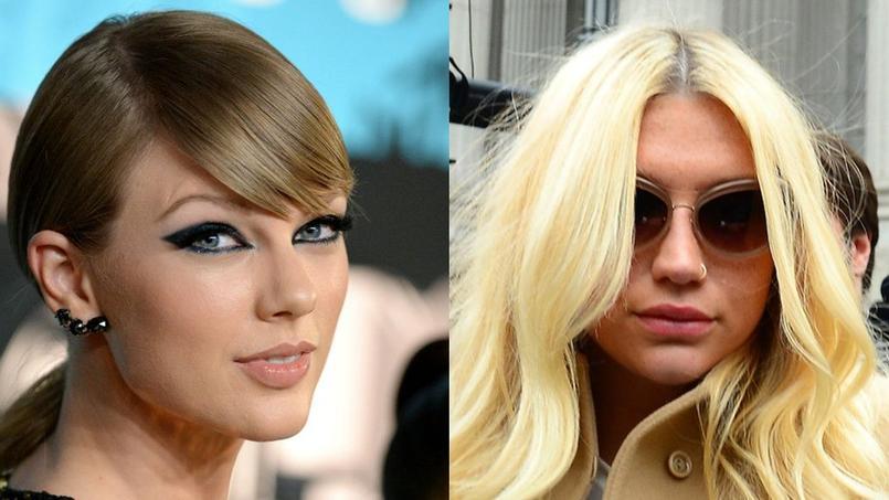 Après Lady Gaga, Lily Allen, Lorde ou Grimes, Taylor Swift a également affiché son soutien à Kesha.