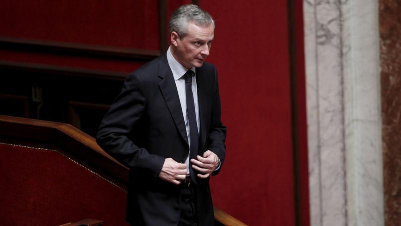 L'ancien ministre les Républicains de l'Agriculture, Bruno Le Maire