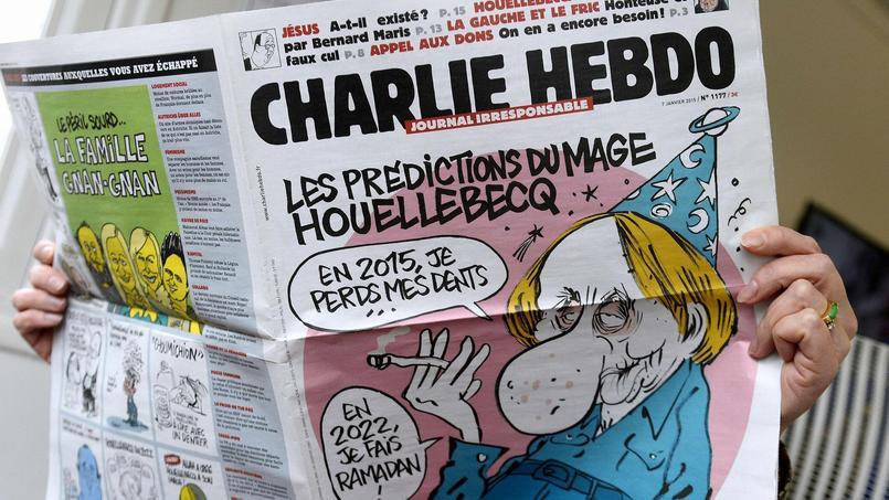 Les noms des trois lauréats, qui recevront une bourse de 1.000 euros et qui pourront peut-être intégrer l'équipe du journal, seront annoncés dans le «Charlie Hebdo» du 1er juin.