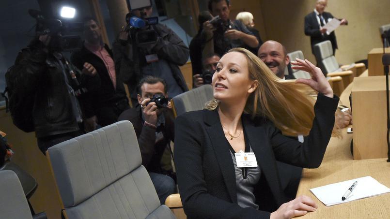 Marion Maréchal-Le Pen (FN)