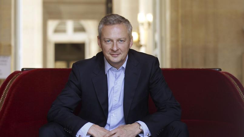 Bruno Le Maire lance sa campagne avec la sortie de  Ne vous résignez pas!, à paraître jeudi.