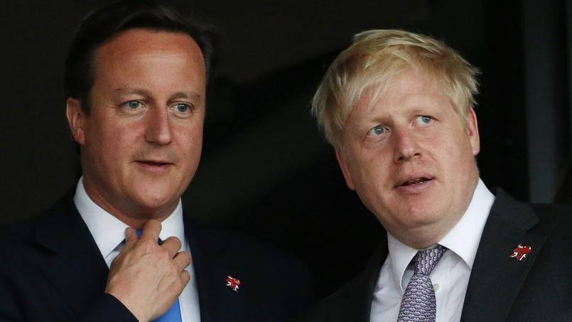 L'iconoclaste Boris Johnson, favori pour remplacer David Cameron