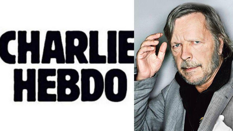Renaud reivent dans les pages de Charlie Hebdo. Sa pnouvelle chronique paraîtra le mercredi 2 mars.
