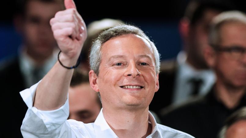 Bruno Le Maire est le huitième candidat à se déclarer à la primaire de novembre.