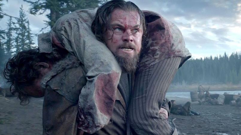 «Nous n'avons pas fait ce film pour obtenir une récompense, mais si on peut attirer l'attention sur un film aussi audacieux ce n'est que du positif», explique Leonardo DiCaprio au Figaro.