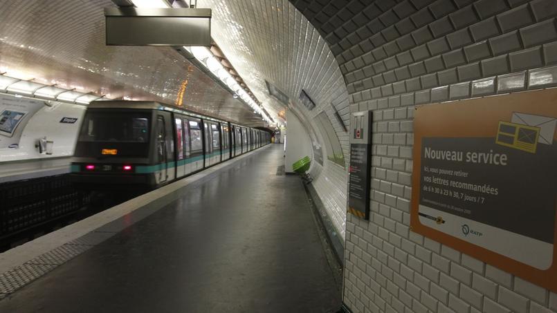 La CGT-RATP veut poser la «question de l'emploi» © Le Figaro / Sébastien Soriano