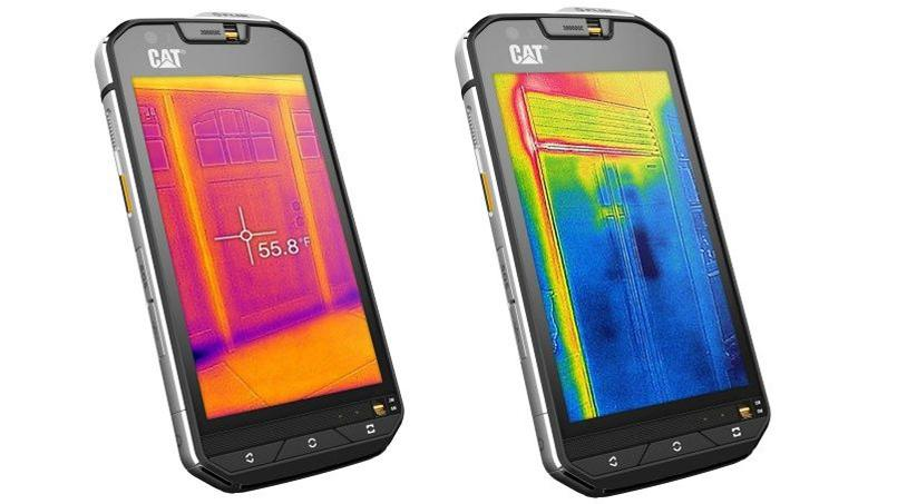 Un smartphone ultrarésistant pour les pompiers ou les électriciens