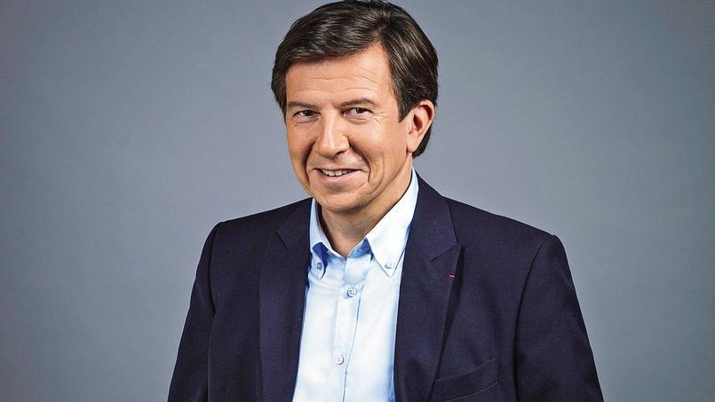Gilles Pélisson, PDG du groupe TF1.