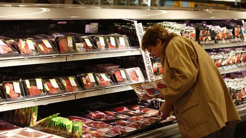 70% des consommateurs estiment que l'origine est identifiable sur la viande brute, contre 9% pour les plats préparés. - Crédits photo: François BOUCHON/Le Figaro