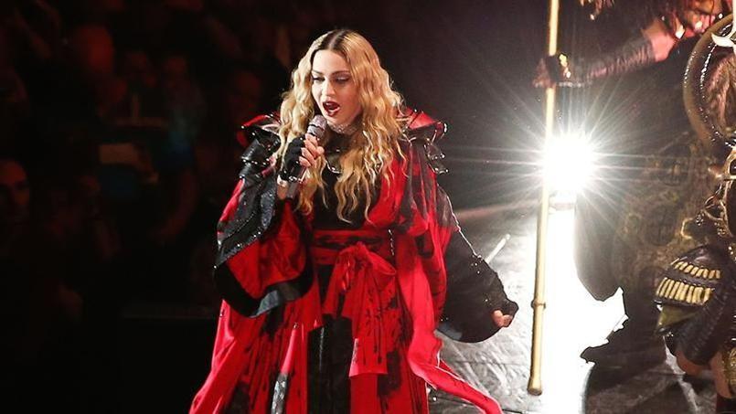 L'artiste américaine Madonna se produira le 28 février à Singapour.