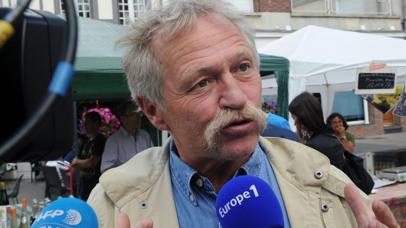 José Bové, député européen.