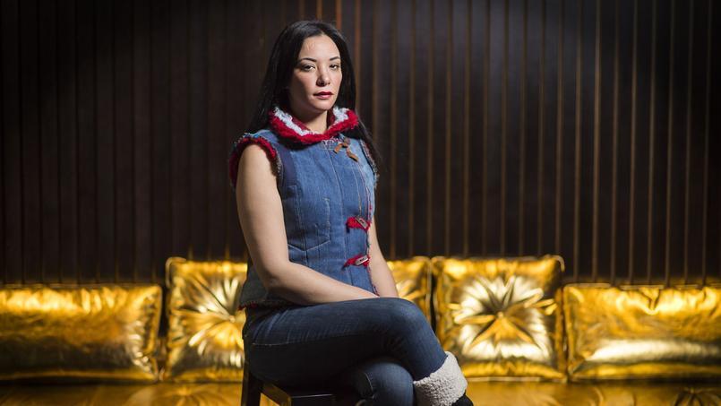 L'actrice Loubna Abidar a déclaré: «Je n'ai pas de papiers. La procédure normale m'impose de me rendre au Maroc pour y faire une demande de visa long séjour. Mais si je retourne là-bas, je crains qu'on ne me laisse plus repartir».