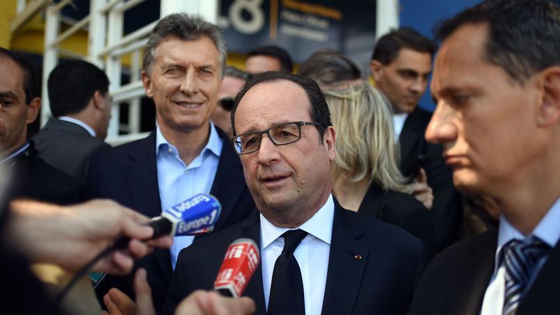 François Hollande depuis Buenos Aires, en Argentine