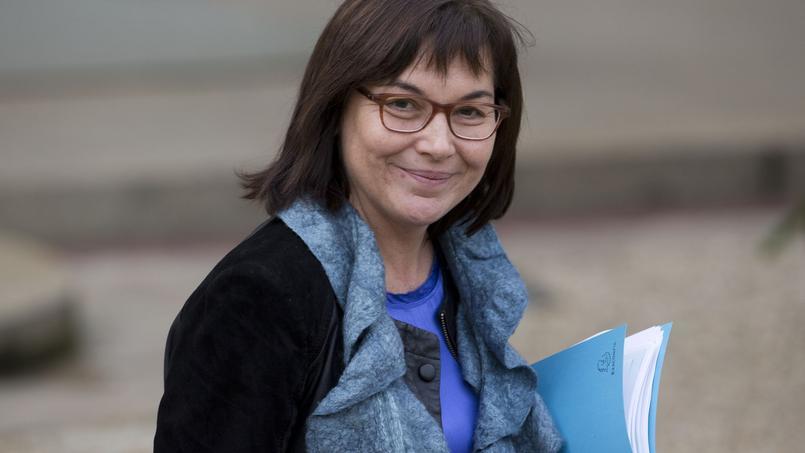 Annick Girardin, la nouvelle ministre de la Fonction publique.