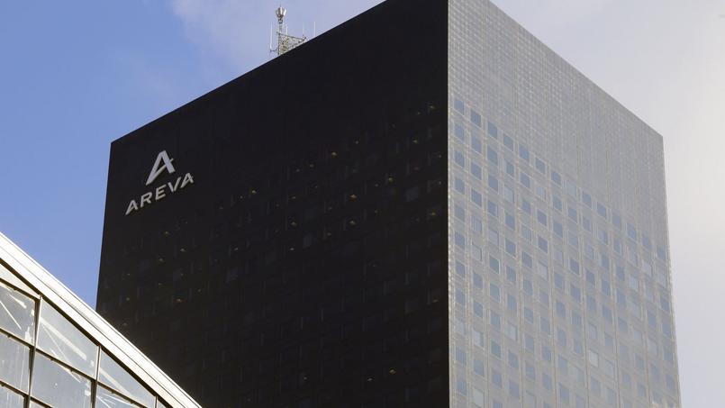 Le siège d'Areva.
