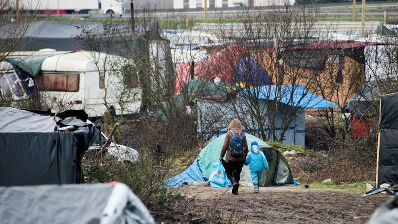 Calais, le 25 février.