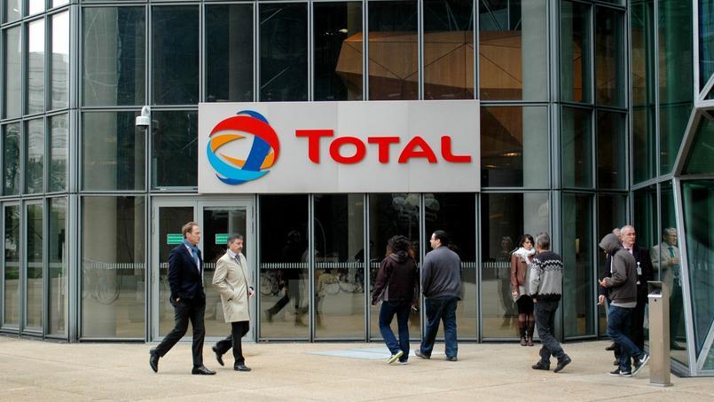 Le siège de Total, à la Défense, à Paris.