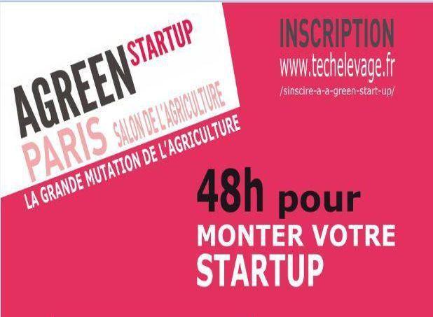Une douzaine de projets ont été choisis. © Agreen Startup