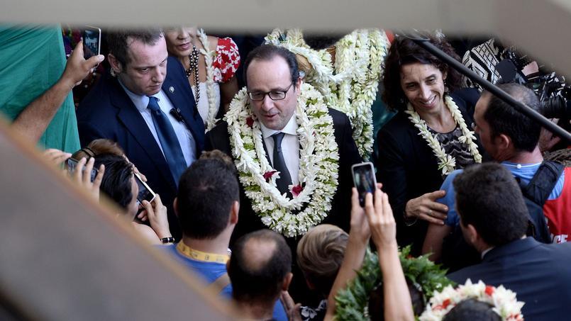 Les coulisses du voyage de Hollande au bout du monde