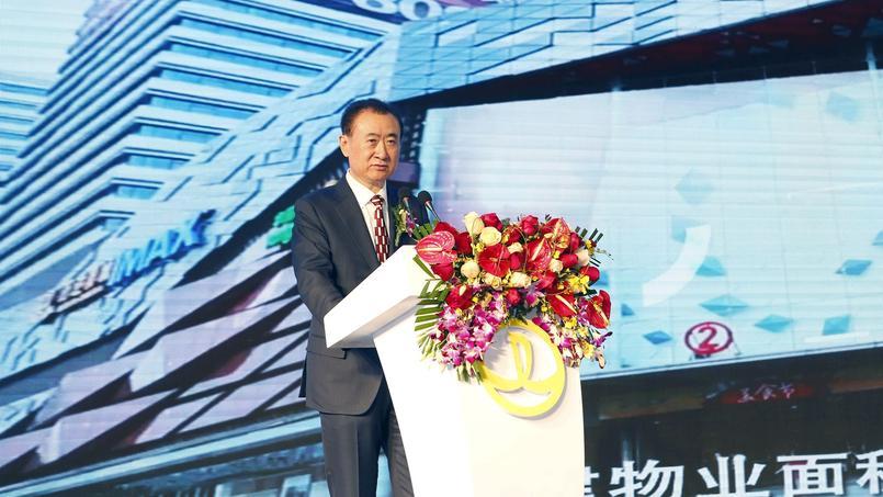 Wang Jianlin, patron du groupe Wanda, reste l'homme le plus riche de Chine en 2016, avec une fortune estimée à 26 milliards de dollars.