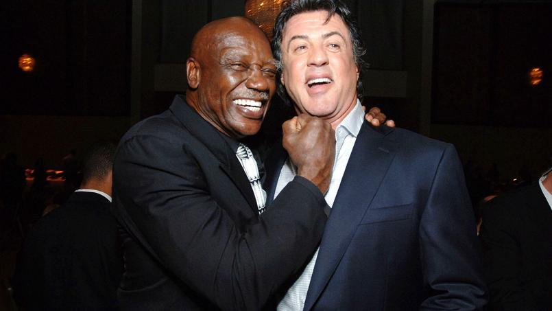 Tony Burton avait interprété l'entraîneur Tony «Duke» Evers dans les six premiers films de la saga Rocky, au côté de Sylvester Stallone.