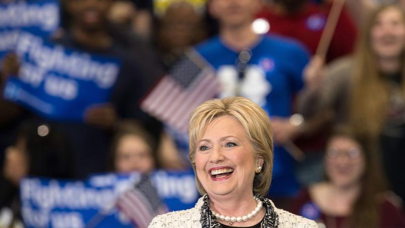 Holary Clinton, le 27 février 2016, a largement battu Bernie Sanders à la primaire démocrate de Caroline du Sud.