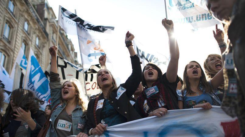 L'UNEF : quand la jeune garde socialiste se retourne contre le PS