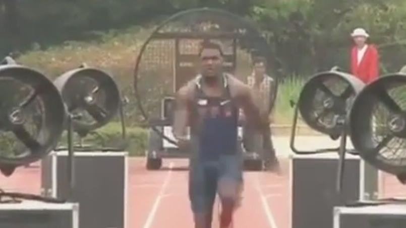 Gatlin explose le record du monde du 100m