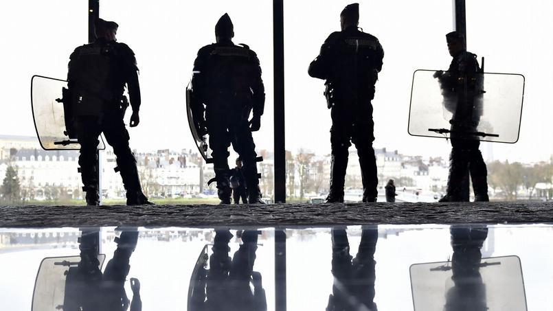 Les forces de l'ordre ont empêché le départ en Syrie de l'adolescente.