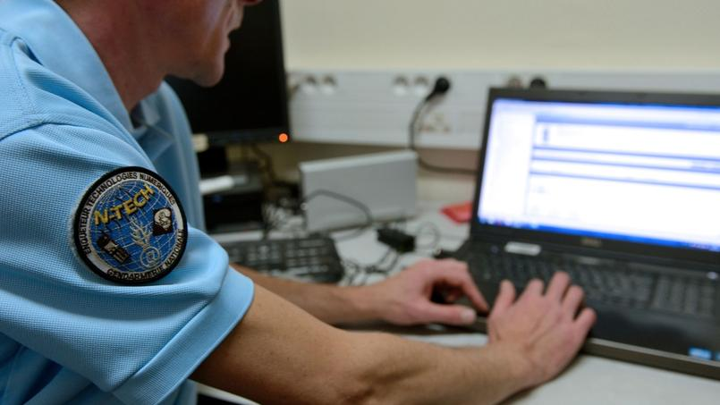 Recrudescence des chantages sexuels sur internet en Dordogne. Crédits photo: DENIS CHARLET / AFP