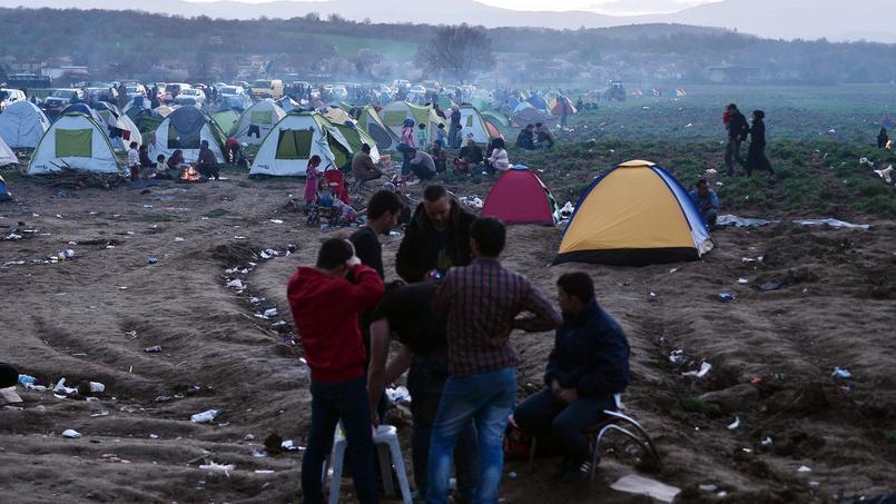 La crise des migrants met en péril la libre-circulation, «l'une des réalisations majeures de l'Europe», estime la commission européenne.