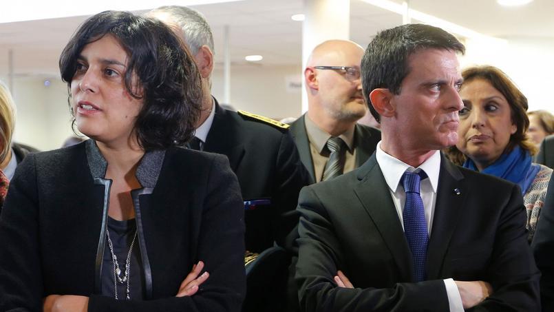 Manuel Valls tiendra un «séminaire» avec les députés socialistes pour discuter du projet de loi sur le travail guidé par Myriam El Khomri.
