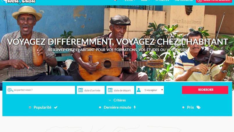 Le concurrent français d'Airbnb s'allie à Comptoir des voyages
