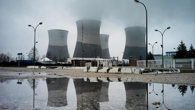 La centrale nucléaire de Bugey est en service depuis 1972.