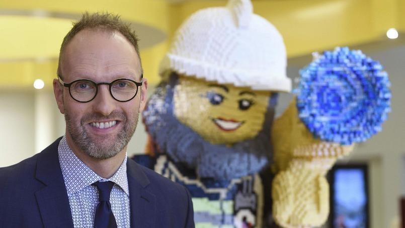 Jorgen Vig Knudstorp, PDG de Lego.