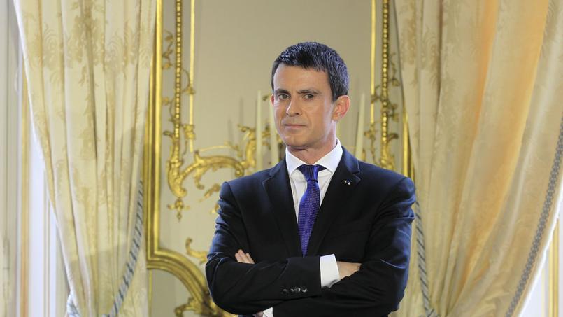 Manuel Valls a annoncé le dispositif le mois dernier. ©Jean-Christophe Marmara/ Le Figaro