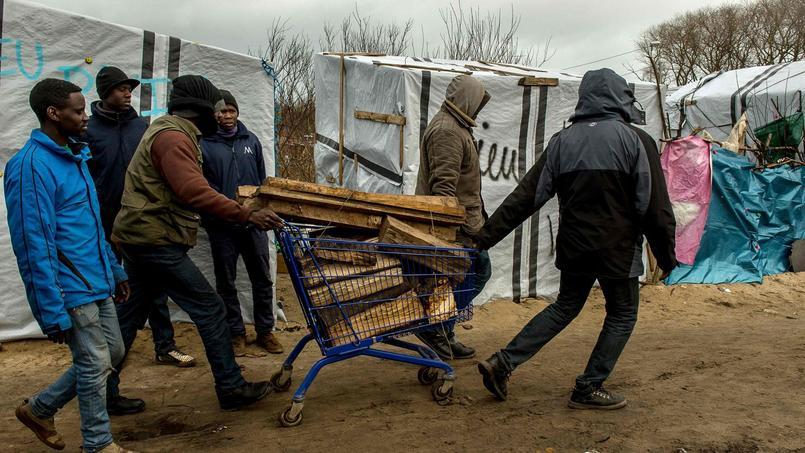 Les migrants de certaines origines veulent se rendre en Grande-Bretagne pour y rejoindre des membres de leurs communautés établies sur place.