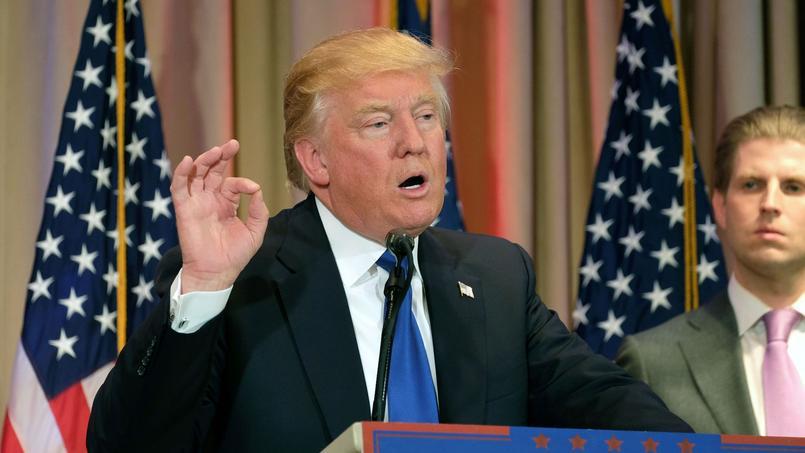 Donald Trump est sorti vainqueur du Super Tuesday. Selon le spécialiste de la droite américaine, sa candidature pourrait gêner davantage Hillary Clinton qu'un adversaire traditionnel.