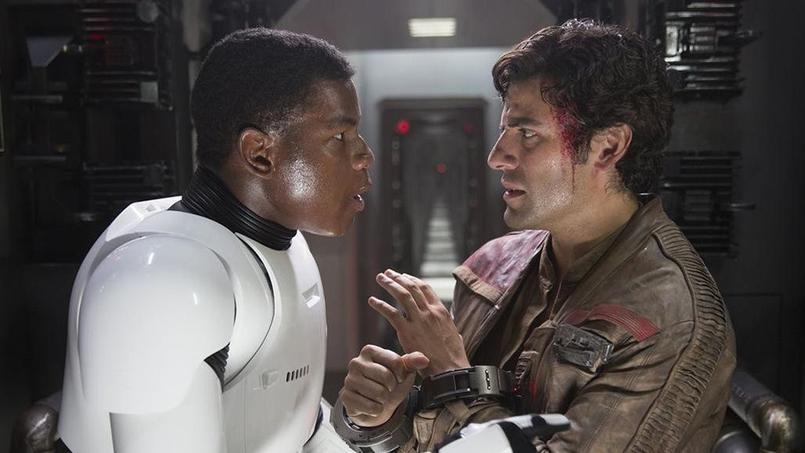 Sur les réseaux sociaux, nombreux sont ceux qui déjà imaginent une romance entre l'ancien Stormtrooper Finn, joué par John Boyega et le pilote de la Résistance, Poe Dameron incarné à l'écran par Oscar Isaac.