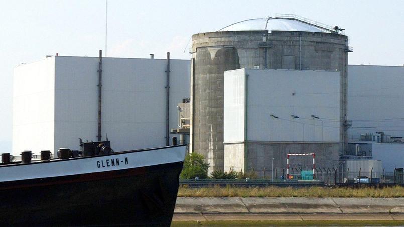 La carte des réacteurs nucléaires français les plus anciens