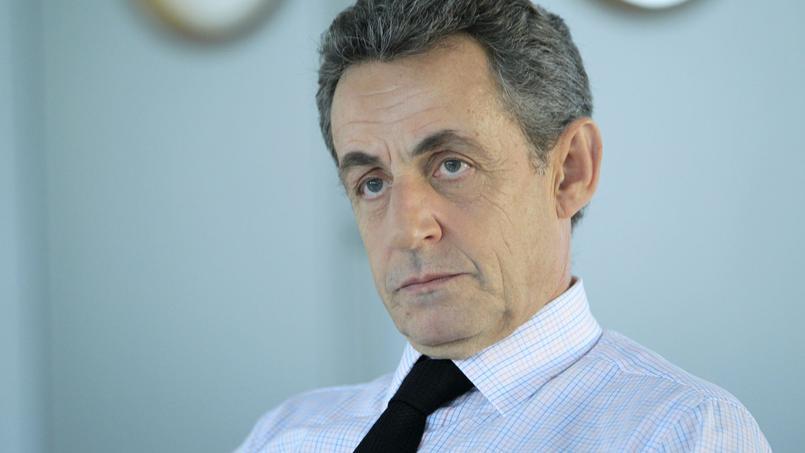 Nicolas Sarkozy à Paris, le 9 décembre 2015.