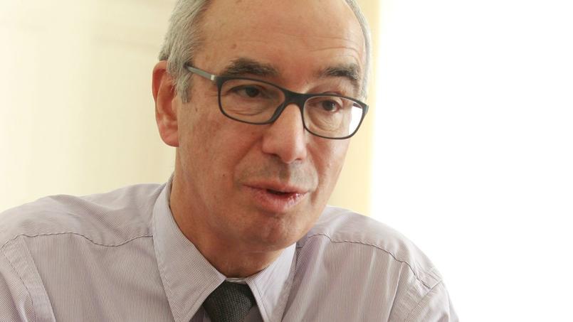 Jean Pisani-Ferry, commissaire général à la prospective.