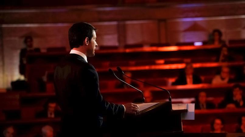 La cote de confiance du premier ministre Manuel Valls descend pour la première fois sous les 30%.