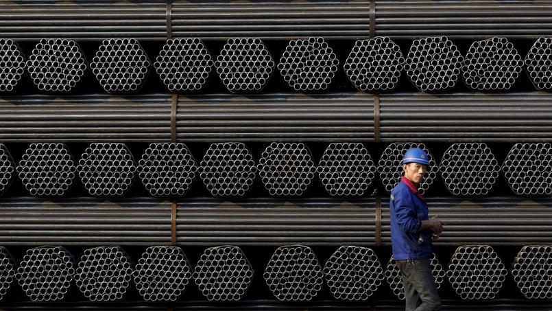 Charbon, construction navale, cimenterie... Au total, sept secteurs industriels seront touchés par ce plan de licenciements massif.Crédits Photo: © Kim Kyung Hoon / Reuters.