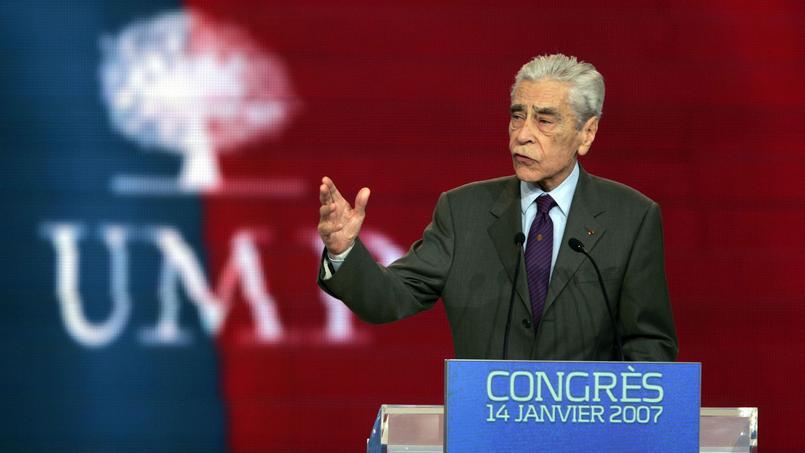 Yves Guena à Paris en 2006, à l'Institut du Monde Arabe (IMA).
